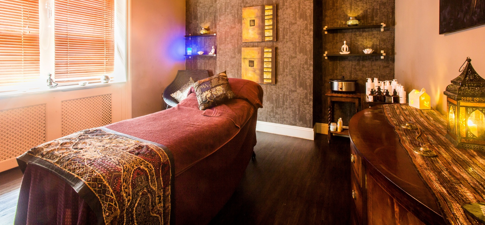 West Yorkshire Luxurious Massage for Two-2